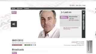 BBC Radio Berkshire with Huw James on BBC Stargazing Live