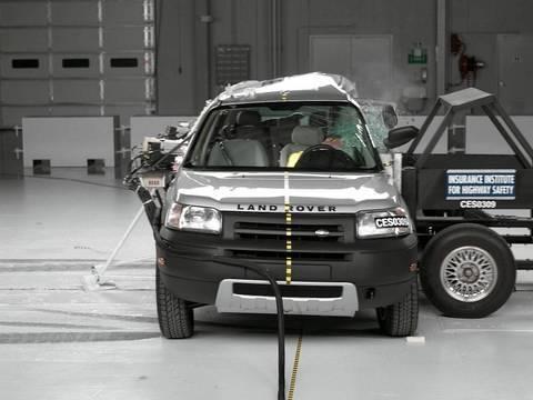 2003 land rover freelander side test youtube - Espejo retrovisor land rover freelander ...