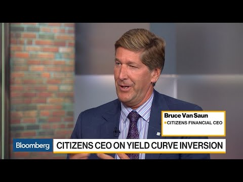 Citizens Financial CEO on Yield Curve, Student Loans, Digital Banking