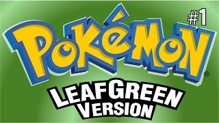 Twitch Livestream   Pokemon Leaf Green Randomizer Part 1