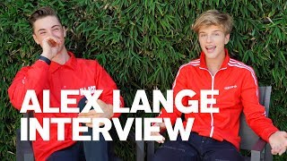 Alex Lange Gives RAW Interview, Talks Jake Paul