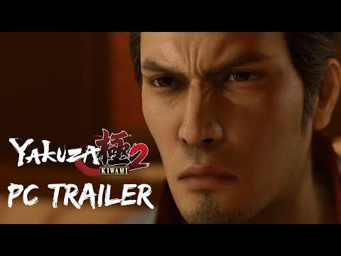Yakuza Kiwami 2 PC Trailer