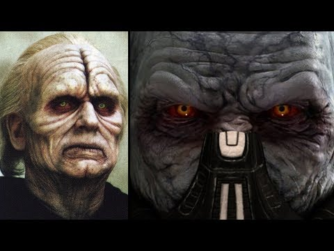 Why the Dark Side made Sith Ugly [Legends] - Star Wars Explained