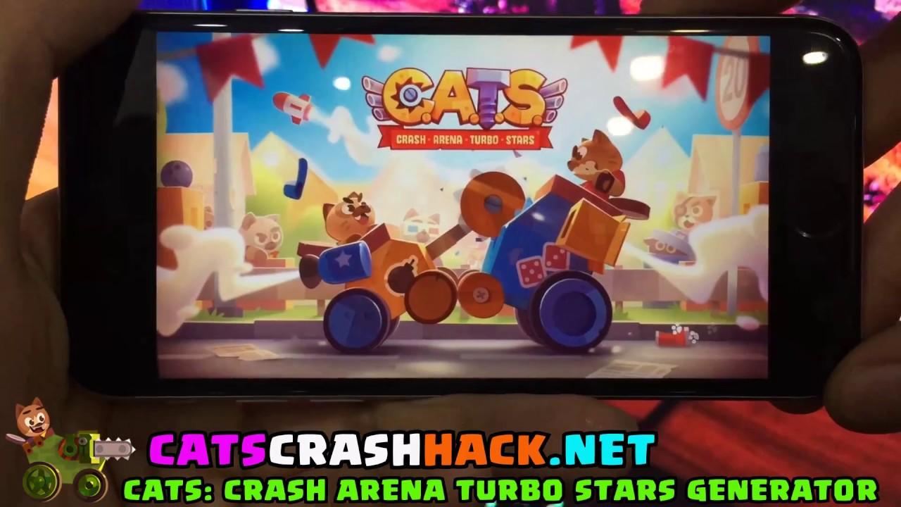 Cats mod apk 2 10 4 | CATS: Crash Arena Turbo Stars 2 10 4