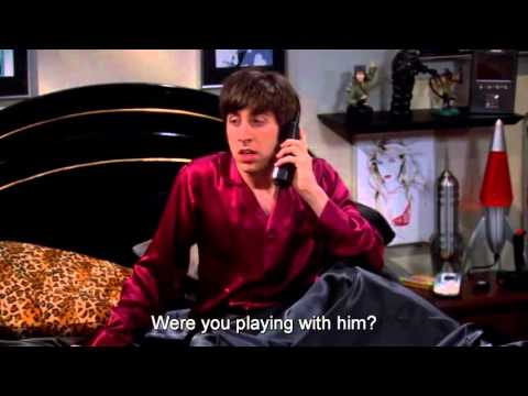 Funniest moments of Howard Wolowitz from Season 1 of The Big Bang Theory(with subs) 1080p HD
