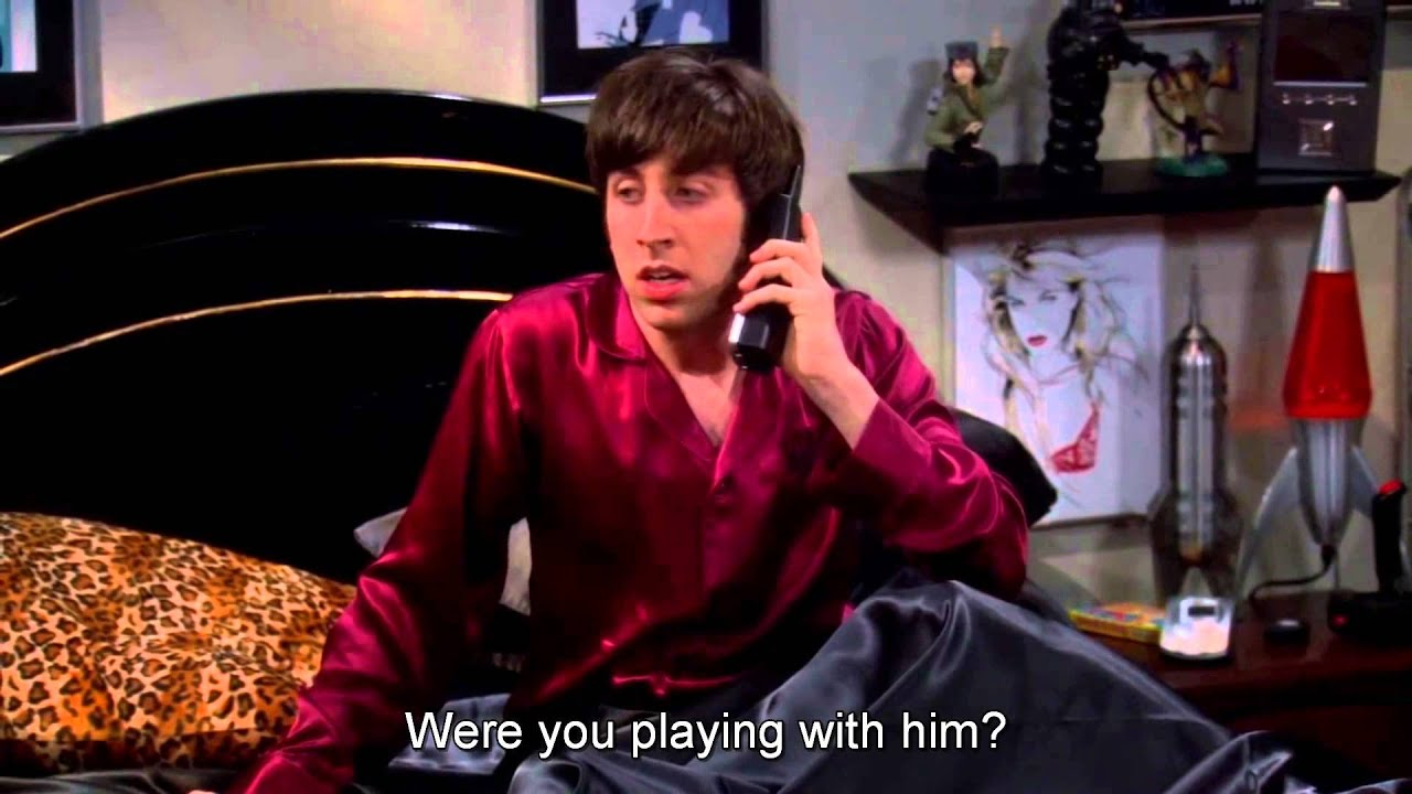 Funny big bang theory pictures 27 pics - Funniest Moments Of Howard Wolowitz From Season 1 Of The Big Bang Theory With Subs 1080p Hd Youtube