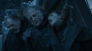 Il Trono di Spade - Jon Snow giustizia i suoi assassini - stagione 6 episodio 3