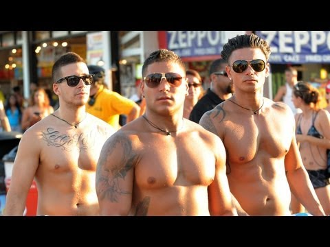 JERSEY SHORE Boys and the Building Blocks of Life (AKA: GTL)