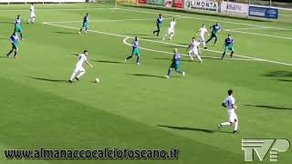 Serie D Girone A Caronnese-Seravezza P. 1-2
