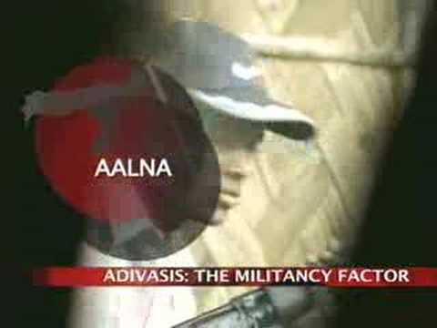 Militant groups target adivasis