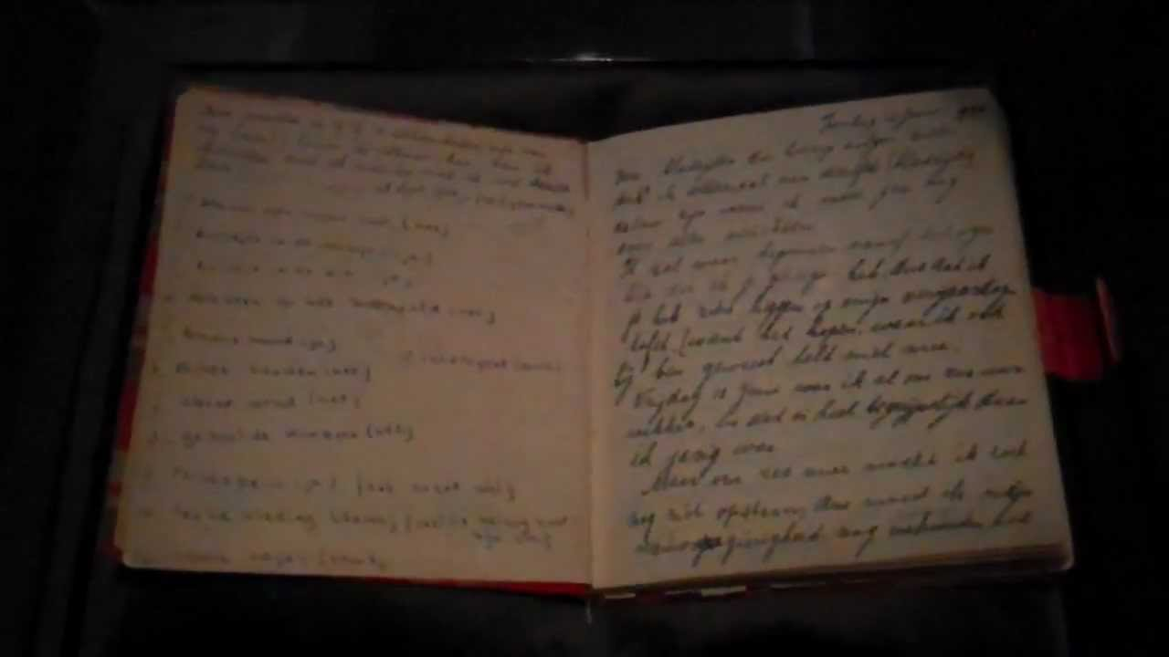 Anne frank diary sexuality