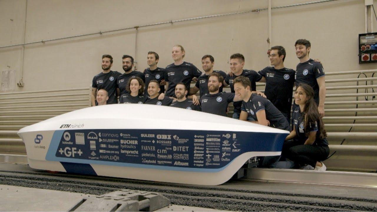 Що таке конкурс Hyperloop Pod?
