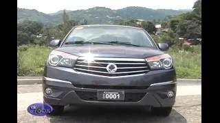 SsangYong Rodius MPV 2014 Videos