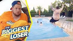 Poolparty vs. Gruppenzelt: hat Daniel schon jetzt genug vom Camp?! | The Biggest Loser 2016 | SAT.1