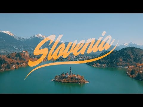 Slovenia - Ultimate Road Trip | 4K - Drone - Travel