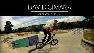 DAVID SIMANA // ONE DAY // BEROUN // 2014