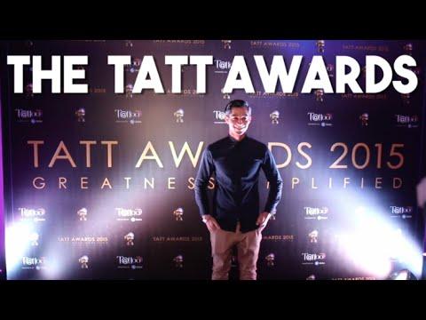 The Tatt Awards 2015 (Vlog 33 - online sensations of the philippines)