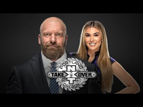 NXT TakeOver: Portland Q&A with Triple H