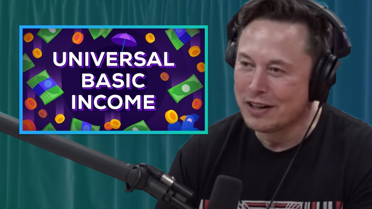Universal Basic Income Elon Musk Andrew Yang Ben Shapiro Jordan Peterson On Ubi Free Money Youtube