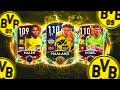 Best possible 300M BORUSSIA DORTMUND Squad Builder + Upgrade | FIFA MOBILE 21 BVB Team |