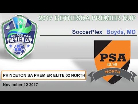 2017 BETHESDA PREMIERE CUP -PRINCETON SA PREMIER ELITE 02 NORTH