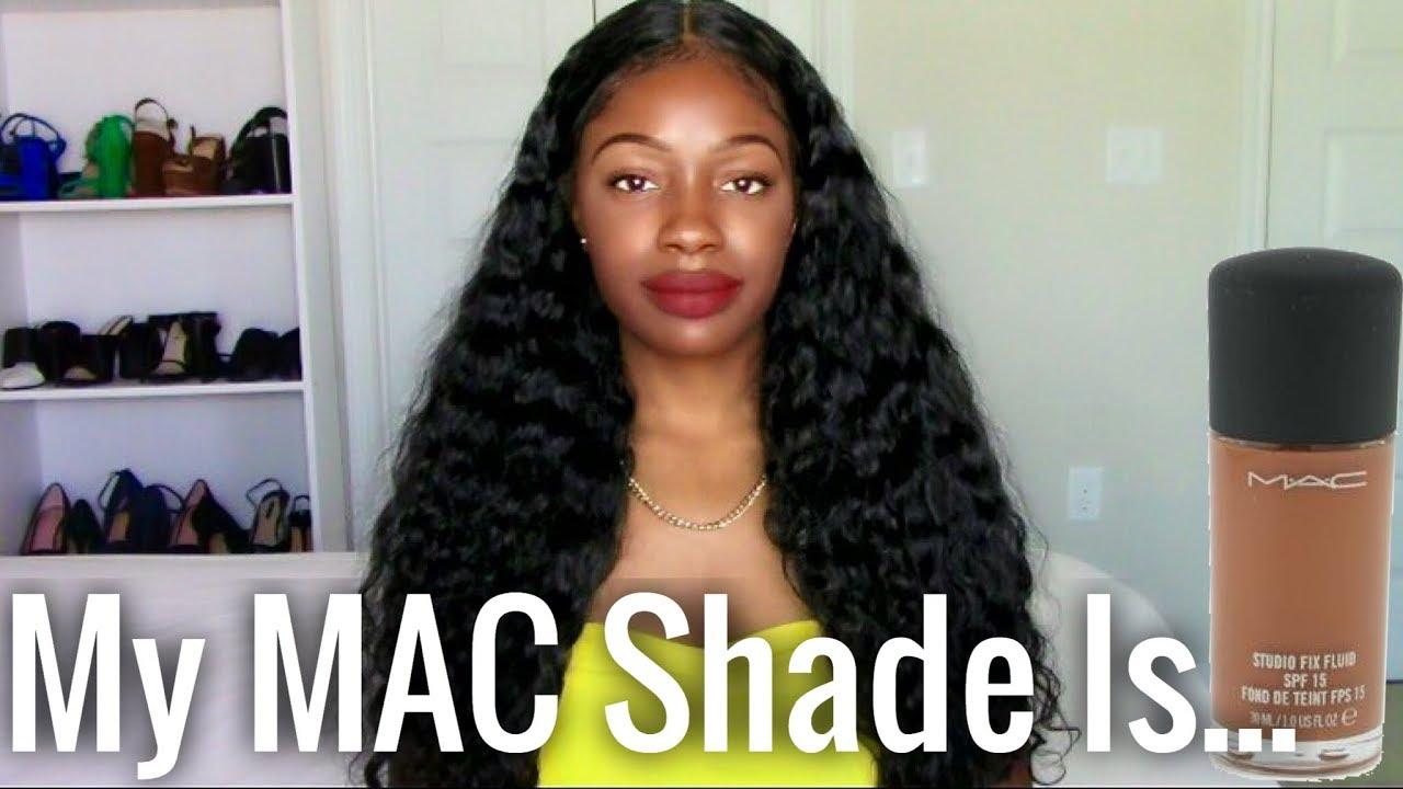 My MAC Foundation Shade? | MAC NW 45 vs Fenty Beauty Foundation 440
