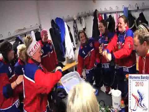 Bandy World Championship, Women, Drammen 2010