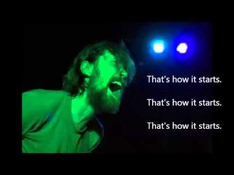 "The Features - ""How It Starts"" (Lyrics)"