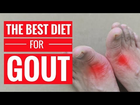 The Best Diet For Gout: What To Eat And Avoid