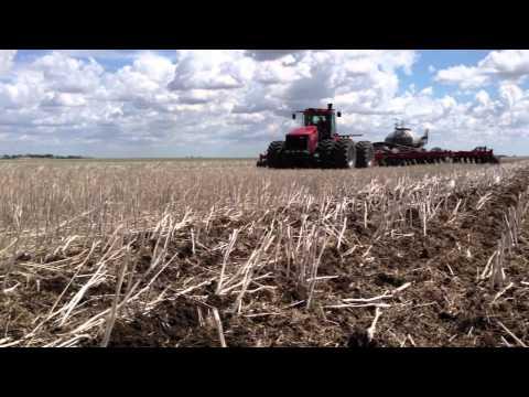 Farming experience in Saskatchewan, Canada