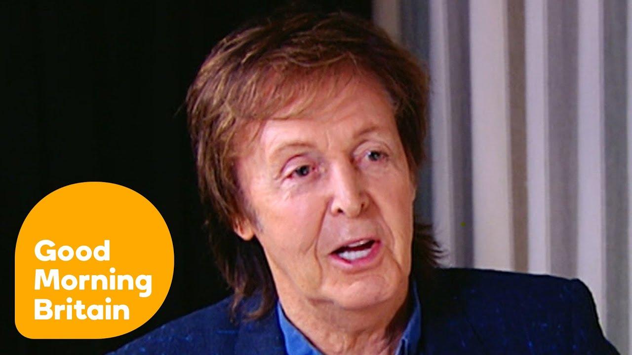 Do Sir Paul McCartneys Grandchildren Like His Music