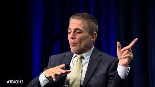 Tony Danza Honors Teachers After Walking In Their Shoes