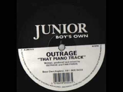 Outrage - That Piano Track