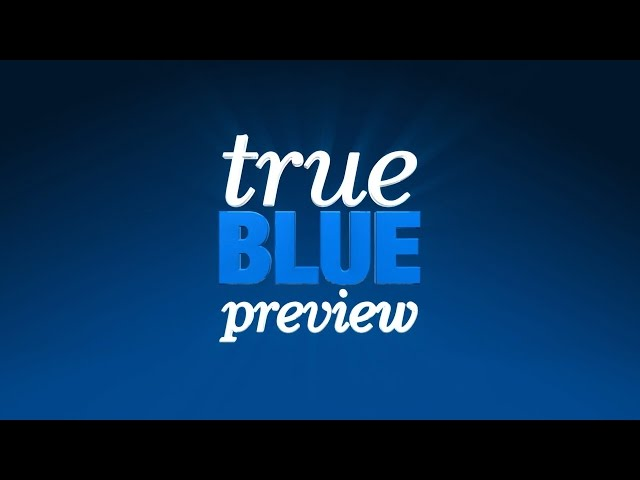 MTSU True Blue Preview Interior Design