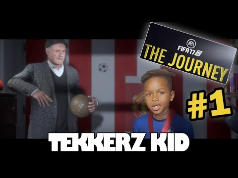 FIFA 17 THE JOURNEY #1 | Alex Hunters Career RUINED??| Tekkerz Kid
