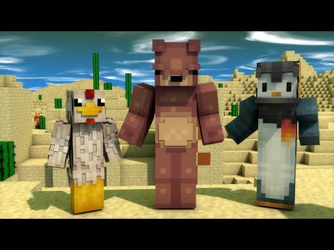 Top 40 Minecraft Skins for 1.8 - HD+ Downloadlinks