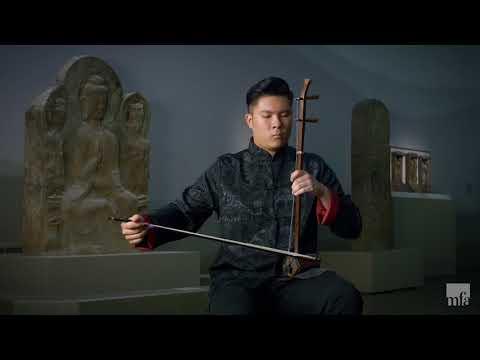 Fiddle erhu, China, 19th century