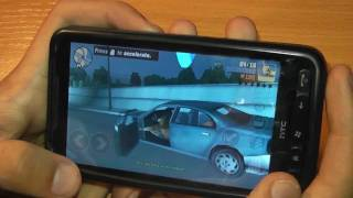 Обзор HTC HD2 Android 2.3.7