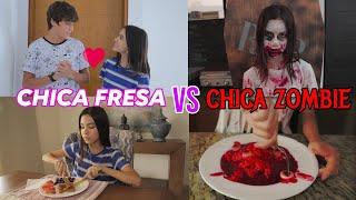 CHICA FRESA VS CHICA ZOMBI (Especial de Halloween) | TV Ana Emilia