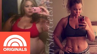 How A Selfie-A-Day Habit Motivated This Woman To Lose 124 Pounds | TODAY
