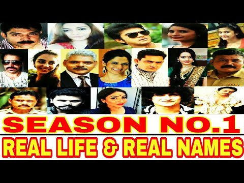 All Crime Patrol Cast In Real Life With Real Names [Sony Entertainment] List No.1 [Season No.1]