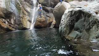 Canyoning e torrentismo in Val d'Aosta - Chalamy