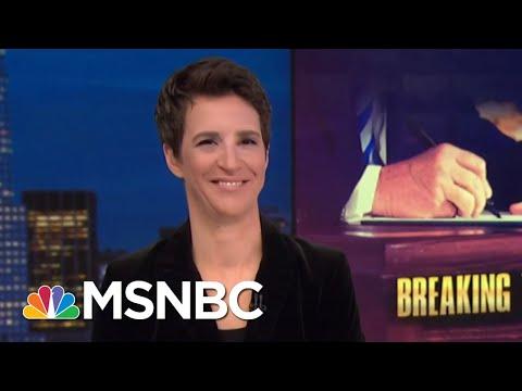 Without Iran Plan, President Trump Destroys US Credibility & Betrays Allies | Rachel Maddow | MSNBC