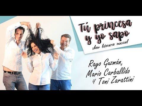 Entrevista Rayo Guzmán Show Tú Princesa Yo Sapo en PALCCO-Mundo Mujer