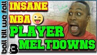 "NBA Player Meltdowns & ""INSANE"" Tantrums👿"