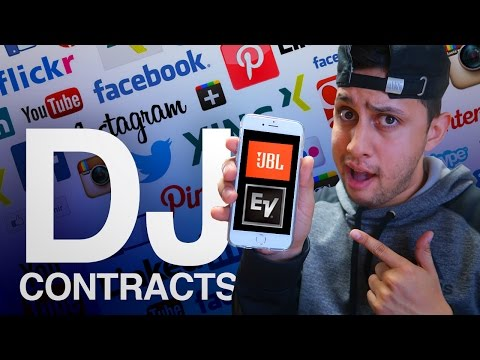 Q&A: JBL vs EV Speaker | DJ Contracts | Thumbtack DJs | Dinner Music