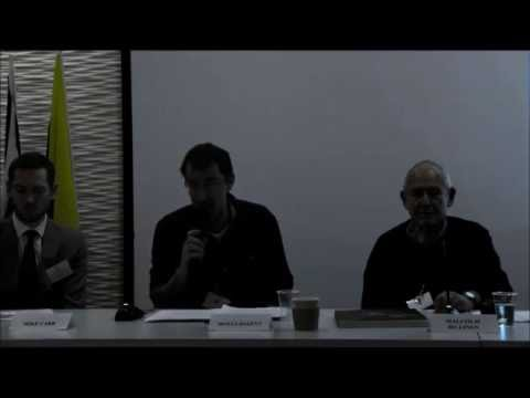 "LHF London Conference 2016 - Dotan Halevy, the ""Gaza Barley"" Trade"