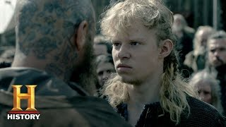 Vikings: Season 4 Character Catch-Up - Sigurd (David Lindstrom) | History