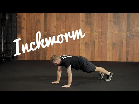 Inchworm variations