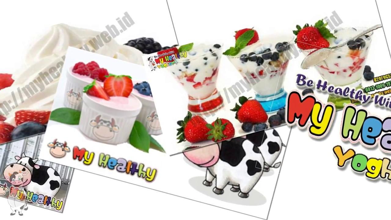 Peluang Bisnis Yoghurt My Healthy - YouTube
